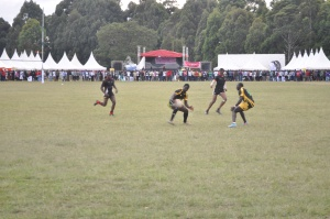 Action packed at the #Chebarbar 7s