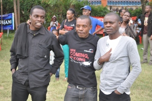 Fans came in large numbers. #Chebarbar7s
