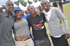Lovely people had lovely moments at the #Chebarbar7s