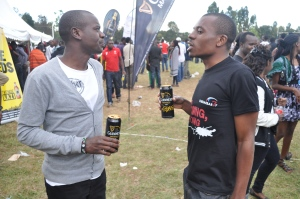 And more beer flowed freely at the #Chebarbar 7s