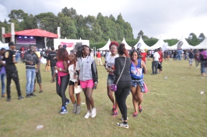 And they indeed dressed up for the event. #Chebarbar 7s