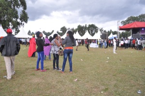They too were looking pretty at the #Chebarbar 7s